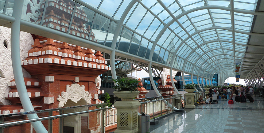 (DPS) Bali Ngurah Rai International Airport