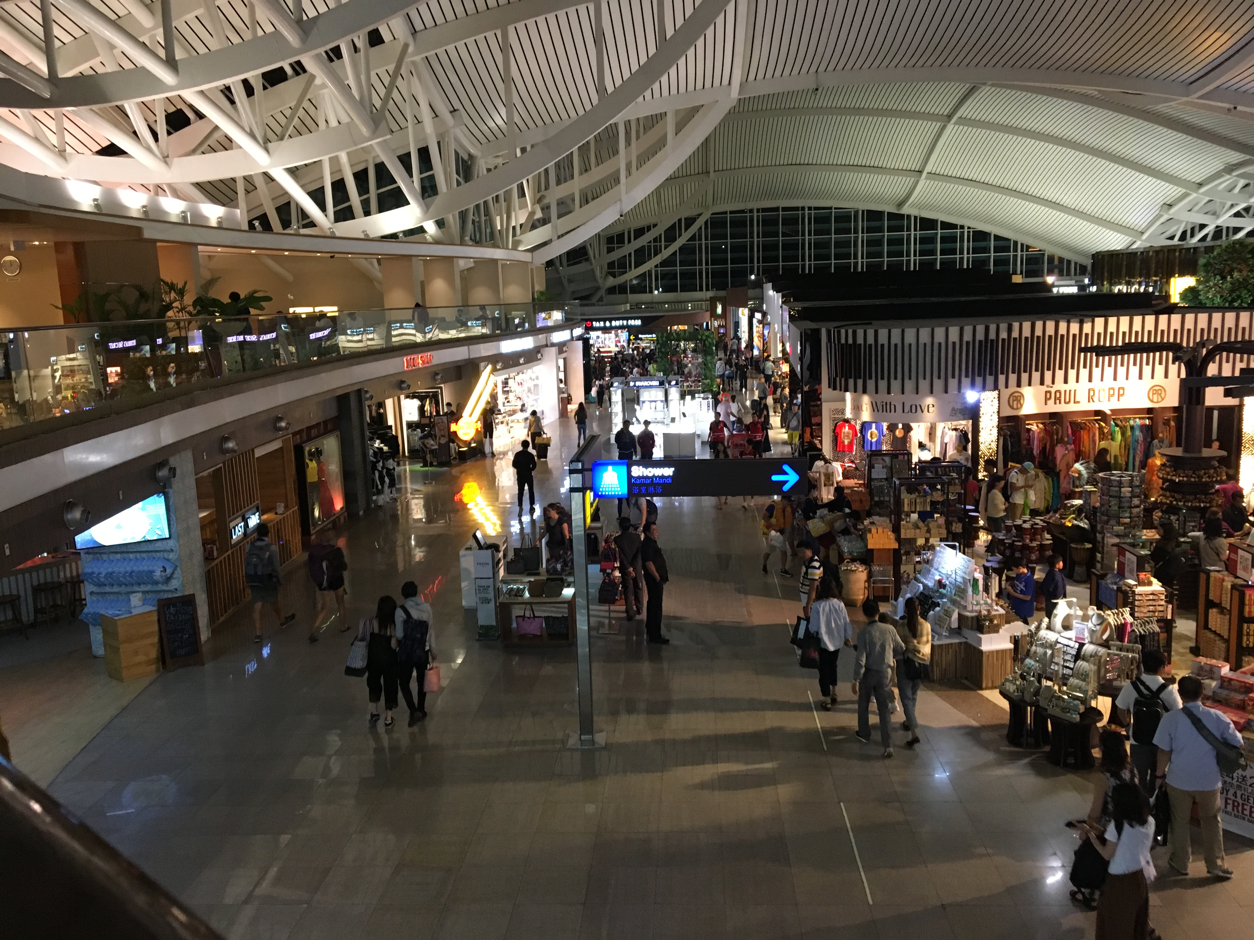 Shopping & Dining Directory International Terminal